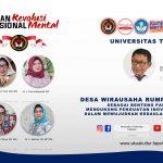 Gerakan Nasional Revolusi Mental: Rumput Laut di Universitas Tadulako